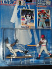 1997 STARTING LINEUP MLB CLASSIC DOUBLES KEN GRIFFEY JR SR MARINERS REDS