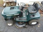 Craftsman Riding Lawnmower 42 with Snow Plow Attachment