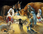 White Mountain Puzzles O Night Divine Nativity 1000 Piece Jigsaw Puzzle