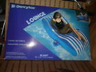 Sevylor inflatable Lounge 2 cup holders floatable water NEW tube float vtg