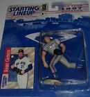 10th Year Edition Starting Lineup #21 Roger Clemens -Pitcher, Toronto Blue Jays