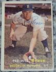Pee Wee Reese Cards, Rookie Card and Autographed Memorabilia Guide 33