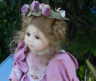 1993 vinyl Shirley A.Peck American Beauty Doll Rare 24 300 Lil girl with a curl