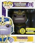 FUNKO POP MARVEL GUARDIANS OF THE GALAXY THANOS GLOW EE EXCLUSIVE 6