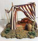 Fontanini Heirloom Collection Kings Tent Purpl 50251 For 5 Roman Nativities