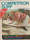 Vintage Surfer surfing magazine COMPETITION SURF VOLUME 1 ISSUE 1 SPRING 1966