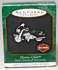 Hallmark: Electra-Glide - Harley-Davidson Motorcycles - Series 1st 1999 Ornament