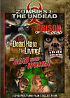 Zombies  the Undead DVD 2013 3 Disc Set Full Moon