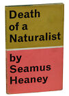 Death of a Naturalist by SEAMUS HEANEY First Edition 1966 1st US Nobel Prize