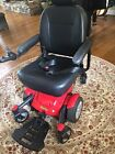 Power Chair Used Pride Mobility Jazzy Select 6 Red Excellent condition