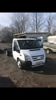 Ford Transit Recovery Truck 115