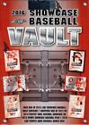 brand new in box 2016 Leaf showcase baseball vault cards baseball card collector