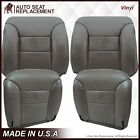 1995 1996 1997 1998 1999 Chevy Tahoe Suburban Replacement Seat Cover Gray-pewter