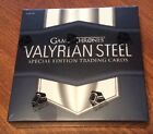 Game of Thrones Valyrian Steel Sealed Box