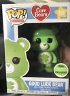 Funko Pop CARE BEARS GOOD LUCK BEAR ECCC SPRING CONVENTION EXCLUSIVE 2018