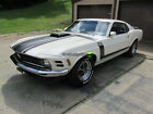 1970 Ford Mustang Boss 302 1970 Ford Mustang Boss 302 Fastback Wimbledon White Lots of Photos