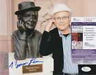 Norman Lear Signed 8x10 Photo JSA COA #U31973 All in the Family Sanford and Son