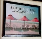 Special Moments Memories Collection Wall Art Beach Theme Picture 107in X 87in