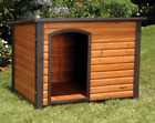 Outdoor Outback Dog House for Large Dogs Wood Weatherproof Pet 445x264x295