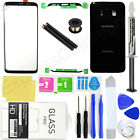 Front Screen Lens Back Glass Replacement Repair Kit for Samsung Galaxy S8 S8+