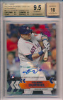 2017 Topps National Baseball Card Day 175 Yulieski Gurriel BGS 9.5 10 Auto