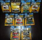 164 Jada Toys Dub City OLD SKOOL Die Cast Cars LOT OF 9 20052006 NIP