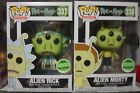 Funko POP Alien Rick Alien Morty 2018 Spring Exclusive - Rick and Morty