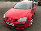 LARGER PHOTOS: VW Volkswagen Golf MK5 2004 - 2.0 Diesel SDI - NO RESERVE - Cheap insurance!