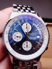 Breitling Old Navitimer Blue 41.8mm A13322 99% LNIB Collectors Condition RARE