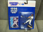 Garret Anderson, Young Sensations, 1996 Starting Lineup Extended Series Figure