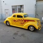 1937 Ford Other 1937 Ford Coupe Pro Street Rod Tubbed Chopped Flames