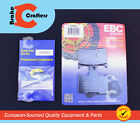 2003 - 2005 MZ 1000 S - REAR EBC ORGANIC BRAKE PADS & NEW PINS