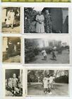 41 Vintage photo lot BLACK FAMILIES African Americans OLD SNAPSHOTS 1920 65