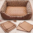 Comfortable Pet Supplies Sleeping Pad Cushion  Square Summer Cooling Mat E0597