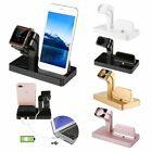 Charging Dock Stand Charger Holder For Apple Watch iWatch iPhone 7 Plus RF