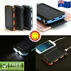 300000mAh Portable External Battery Charger Solar Power Bank for phone  LOT RF