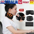 Neck Portable Soft Support Air Brace Proven Super Relief Travel Sitting Nap iu