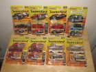 8 2005 Matchbox Superfast 1 15500 Cars  Trucks MINT in Package