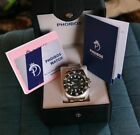 Phoibos PY007C - 300m - Stainless Steel - Automatic Dive Watch - Ceramic Bezel