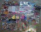 BRAND NEW LOT OF 38 Scrapbook Stickers Disney Dimensional Letters Phrases