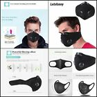 Respirator Mask Dust Proof Filtered Activated Carbon Filtration Half Face Unisex