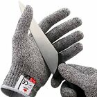 Cut Resistant Gloves High Performance Level Lightweight Comfortable 5 Protection