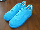 Nike AF1 Air Force BR one womens shoes sneakers new 833123 400 gamma blue