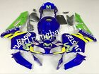 Fit for CBR600RR 2003 04 MOVISTAR Blue Green ABS Injection Bodywork Fairing Kit