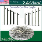 Detachable Pins Quick Release Spring Bar Watch Band Spair Tools16 18 20 22 24