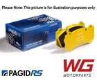 Pagid RS29 Front Brake Pads Honda Integra DC5 Type R (1999-05) Models E8010RS29