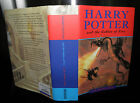Harry Potter and the Goblet Of Fire JK Rowling HB 2000 1st 1st Ted Smart