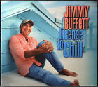 License to Chill by Jimmy Buffett [Canada - Mailboat MBT2 50667 - Digipak]- MINT