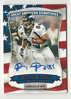 Shannon Sharpe 2016 Rookies & Stars Great American Signatures Autograph Card 5