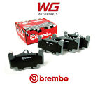 Brembo Sport HP2000 Front Brake Pads for Seat Leon 1.6 1P (2006) Models